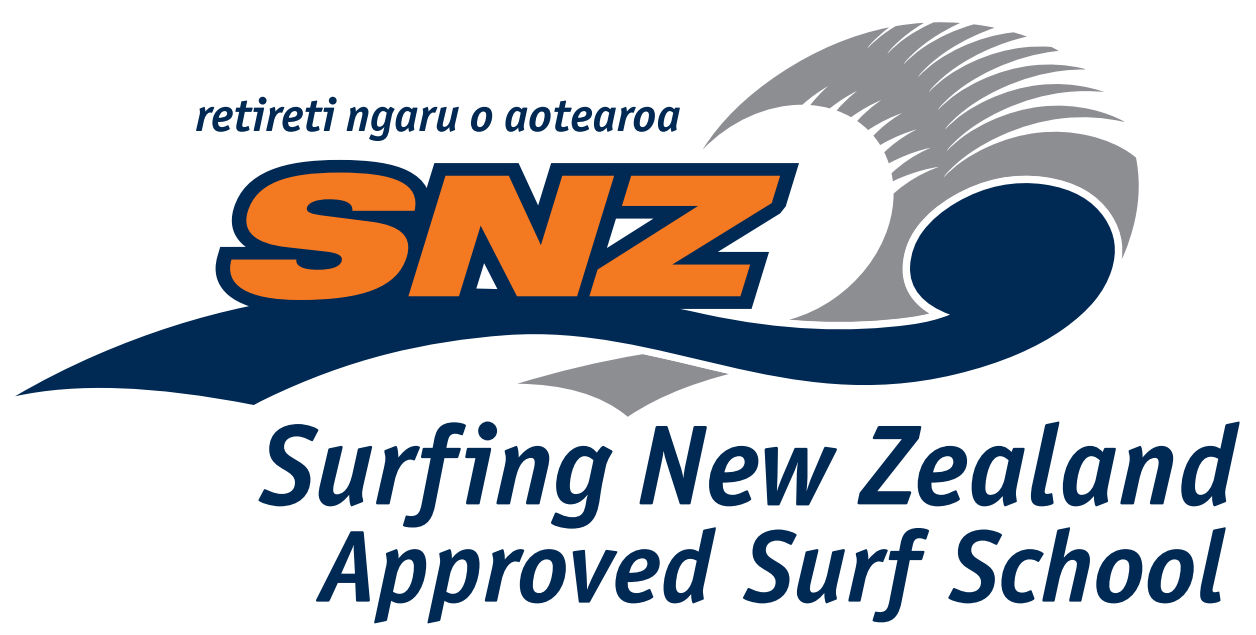 Surfing New Zealand Approved Surf School